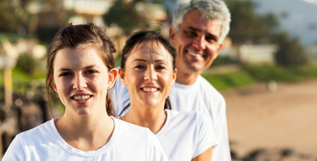 Become a Health Family